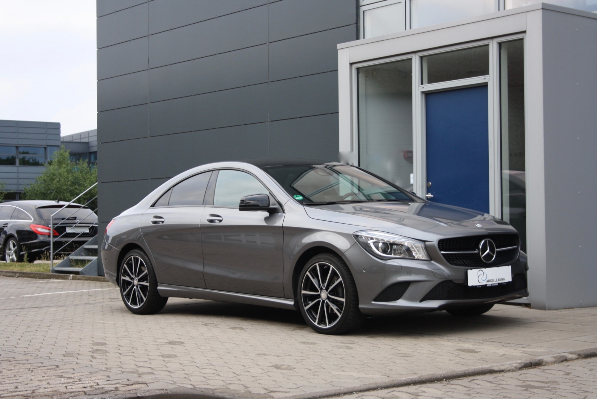 Mercedes-Benz CLA200 d