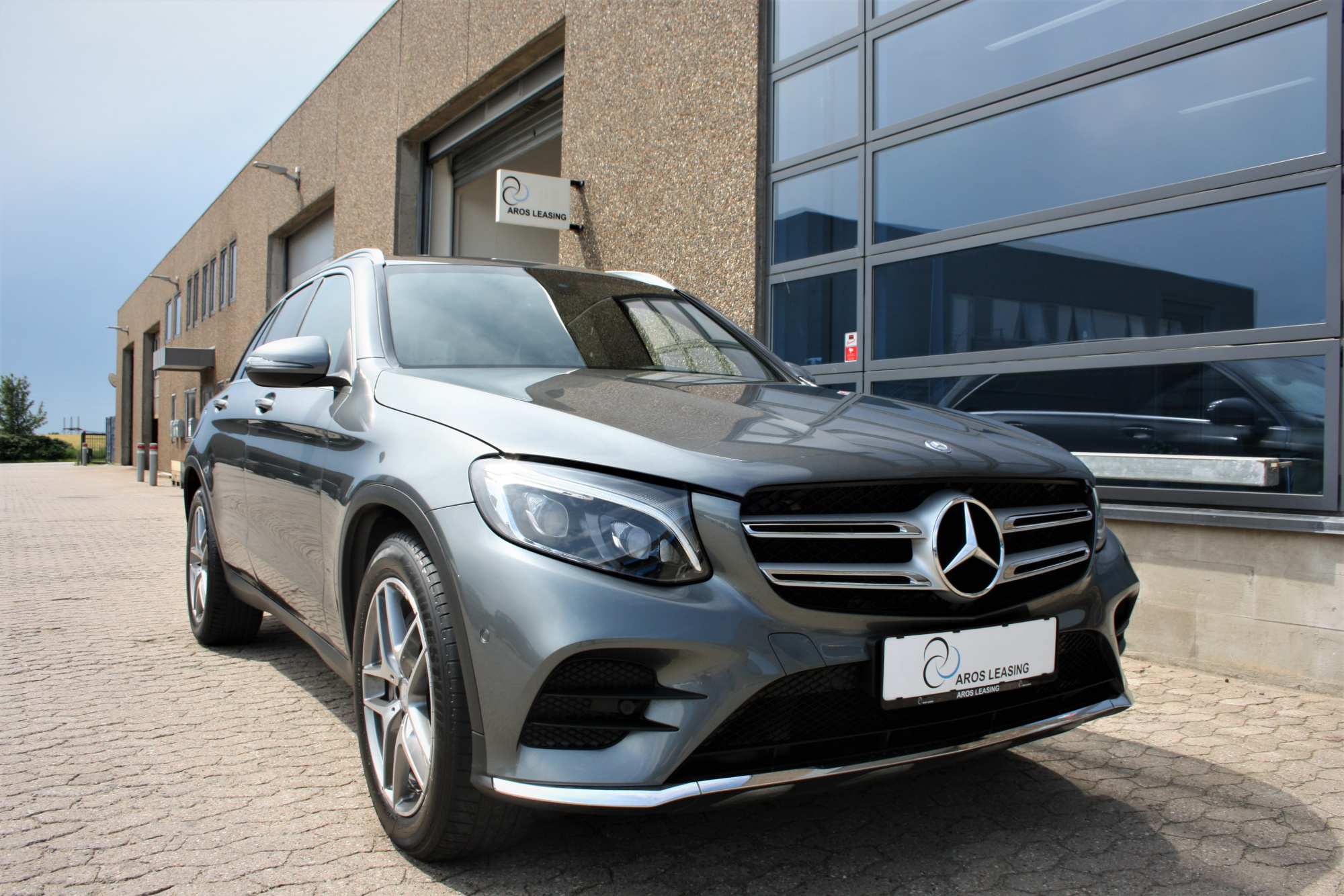 Mercedes-Benz GLC 220d Van