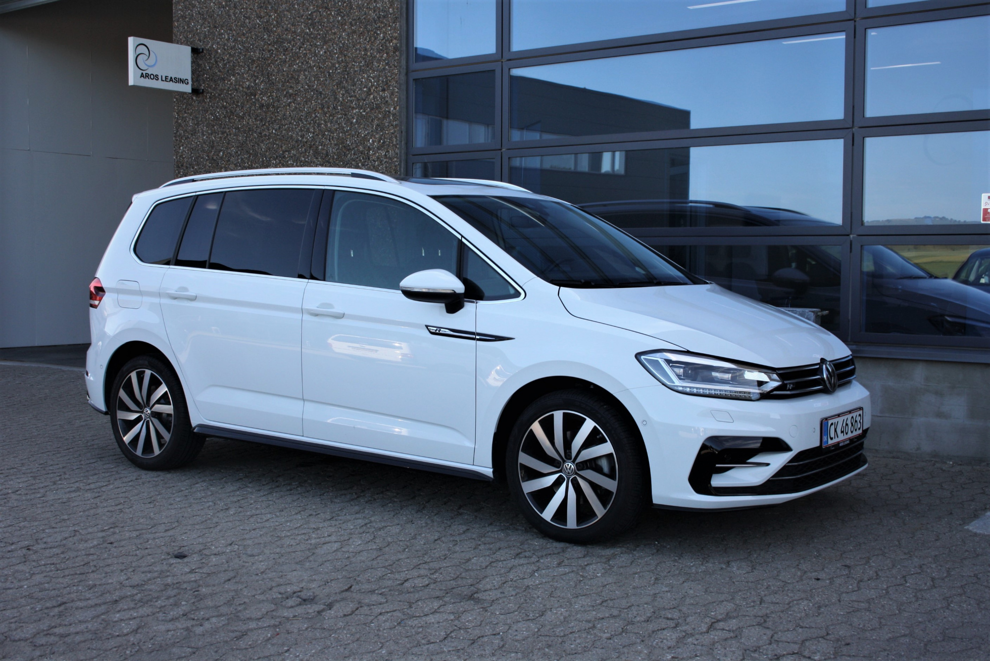 VW Touran 1.8 Highline