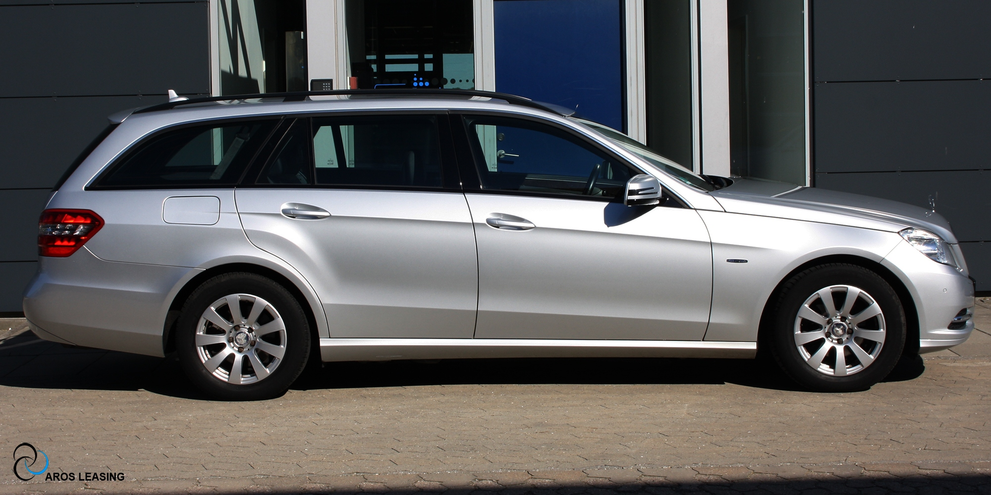 Mercedes Benz E220 Cdi Aros Leasing