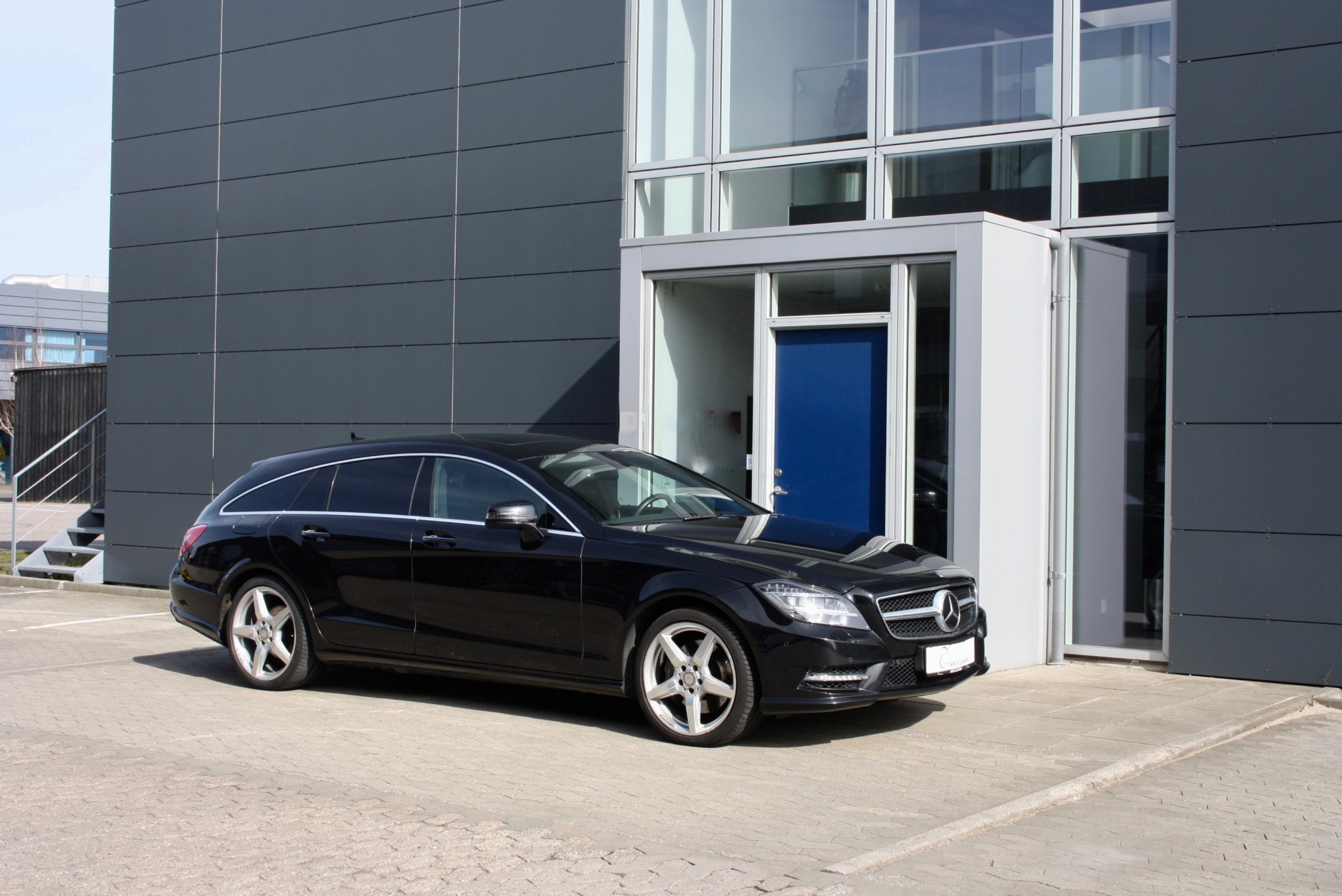 Mercedes-Benz CLS350 4-Matic