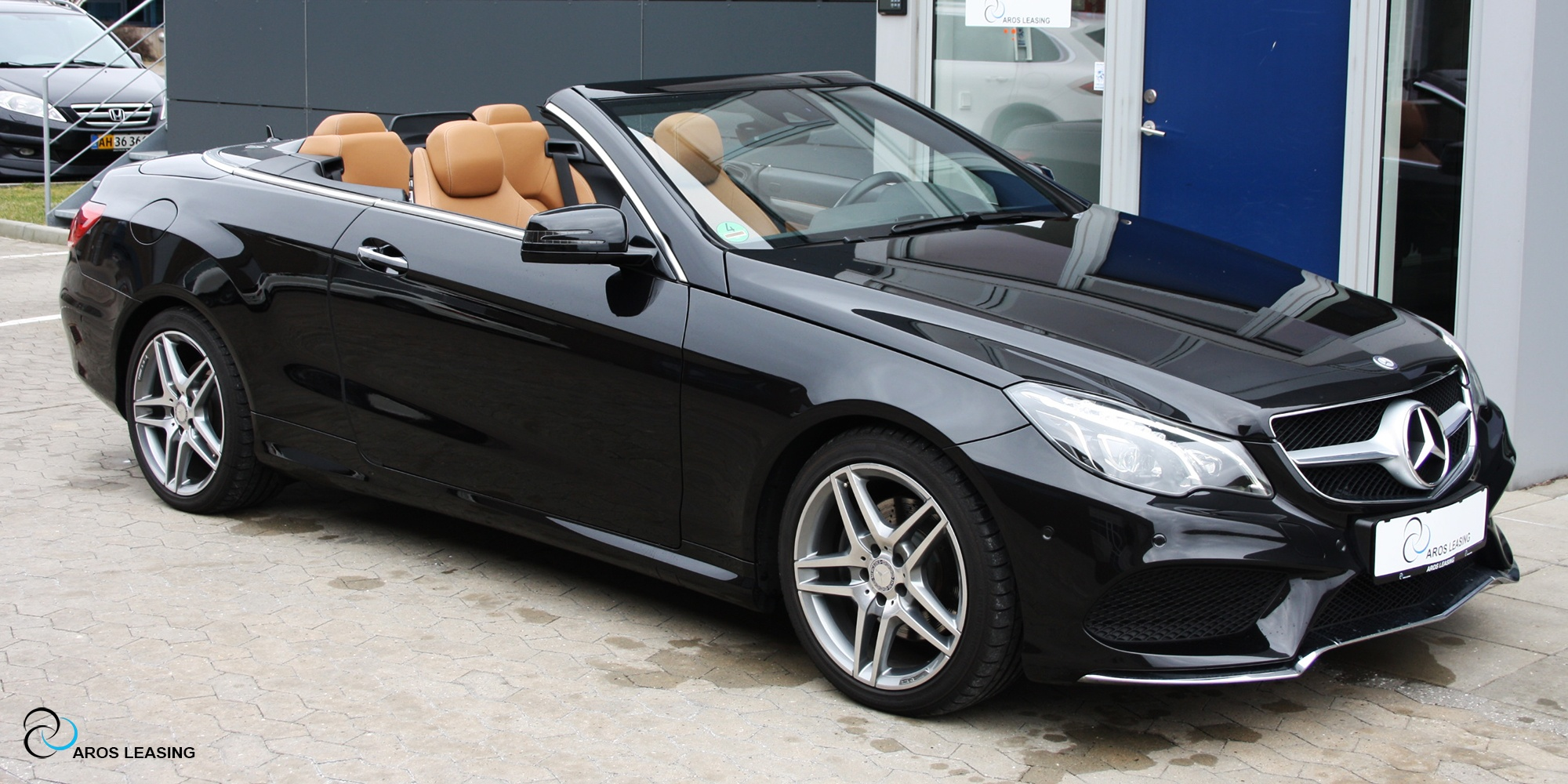 Mercedes benz e350 cdi cabriolet aros leasing for Mercedes benz e350 cabriolet