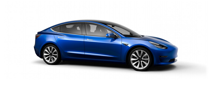 Tesla Model 3 - Standard Range Plus - 36 mdr