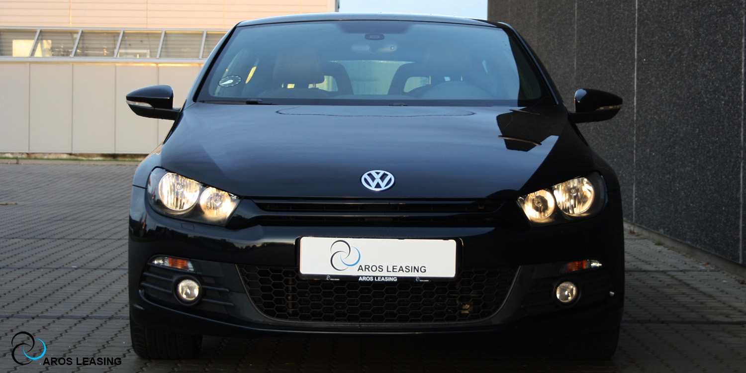 VW Scirocco 1.4 TSI - Aros Leasing